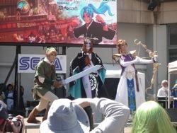 Link, Midna et Zelda, de Zelda: Twilight Princess