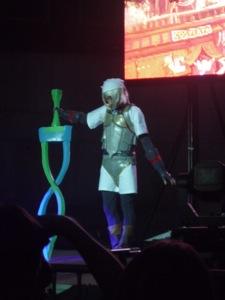 Oni Link, de Zelda: Majora's Mask